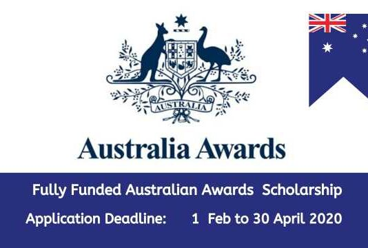 Fully Funded Australia Awards Scholarships