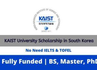 KAIST University Scholarship