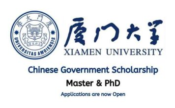 Xiamen University Chinese Government Scholarship
