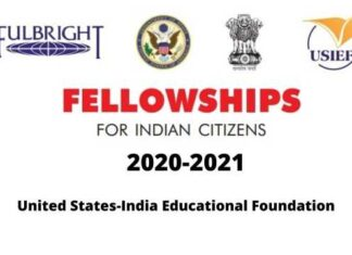 Fulbright Nehru Doctoral Research Fellowships