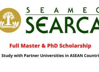 SEARCA Graduate Scholarships