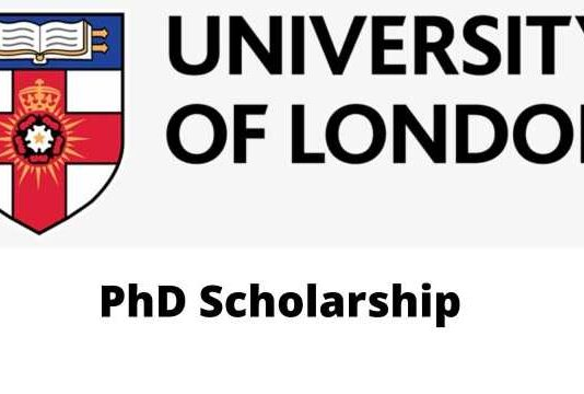 University of London PhD Scholarship