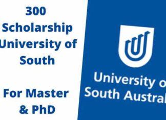 University of South Australia Scholarship