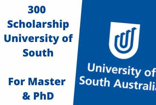 University of South Australia Scholarship