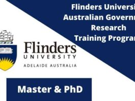 Australian Government Research Training Program