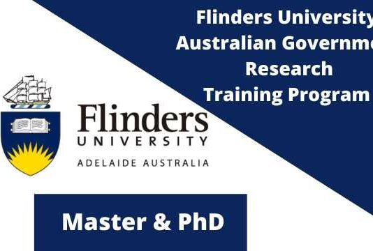 Australian Government Research Training Program
